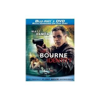 BOURNE IDENTITY BLU RAY/DVD COMBO DISC