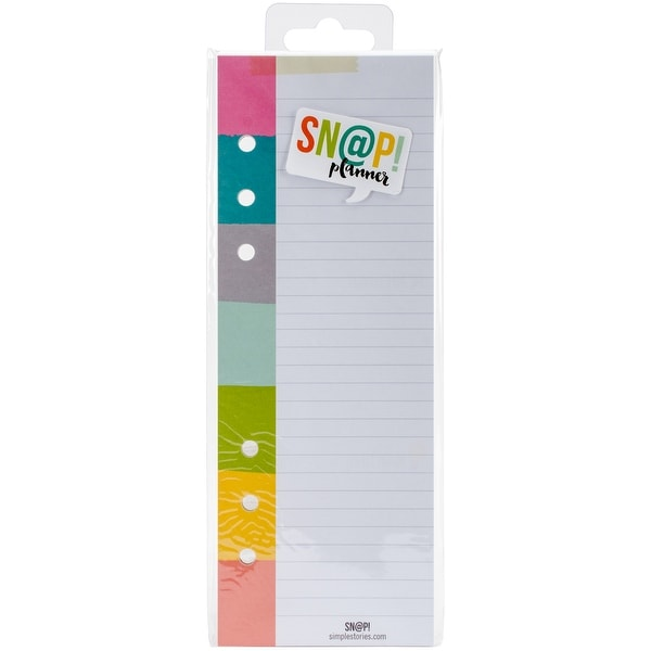 Carpe Diem Bookmark Tablet 24/Pkg-