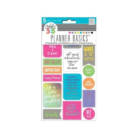 Buy Stickers Online at Overstock | Our Best Embellishments Deals