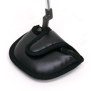 Mallet Putter Headcover Black Standard