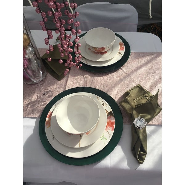 Mesmerizing Oneida Natural White 32 Pc Dinnerware Set Pictures ...