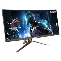 "Refurbished - ASUS ROG SWIFT Curved PG348Q 34"" Gaming Monitor 21:9 Ultra-wide QHD 3440 x 1440"