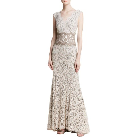 Tadashi Shoji Womens Evening Dress Full-Length Prom