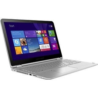 "HP m6-w014dx x360 Convertible 15.6"" Touch Intel i7-5500U 2.4GHz 8GB 1TB Win10"