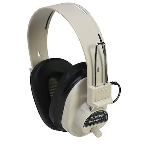Deluxe Mono Headphone Fixed