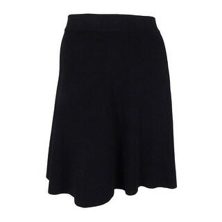 Alfani Women's Plus Size Fit & Flare Skirt
