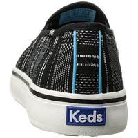 Keds Women's Double Decker Baja Stripe Fashion Sneaker