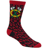Chicago Blackhawks Women's Crew Socks, OSFM