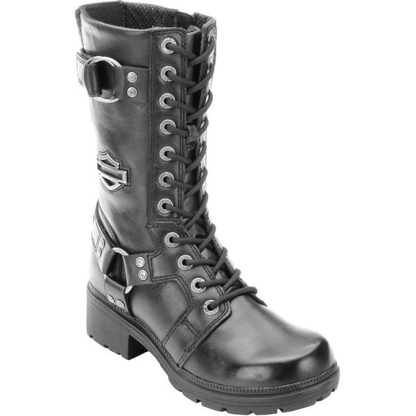 60a2f425556 Shop Harley-Davidson Women's Eda Boot - Ships To Canada - Overstock ...