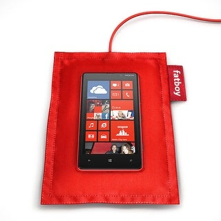 Nokia Fatboy Charging Pillow, Qi Charging Plate - Red (DT-901)