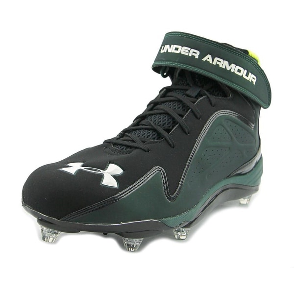 Under Armour Team Renegade D Com W Men Blk/Grn Cleats