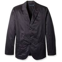 Nautica NEW Blue Men's Size Large L Three Button Collar Sports Coat