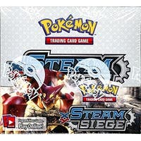 Pokemon TCG XY Steam Siege Sealed Booster Box (2016) (Trading Card Game)
