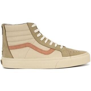 Vans Sk8-Hi Zip Unisex Shoes Starfish High Tops