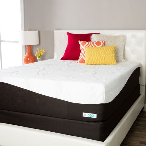 ComforPedic from Beautyrest Choose Your Comfort 14-inch Gel Memory Foam Mattress Set