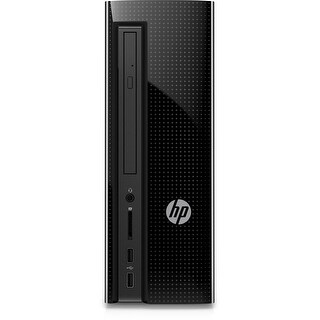 Refurbished - HP Slimline 270-P027 Desktop Intel Core i3-7100 3.9GHz 8GB 1TB Windows 10