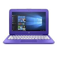 """Hp X7v30ua#Aba 11.6"""" 11-Y020nr Laptop - Intel Celeron N3060 Dual-Core - 4Gb Ddr3l Sdram"""