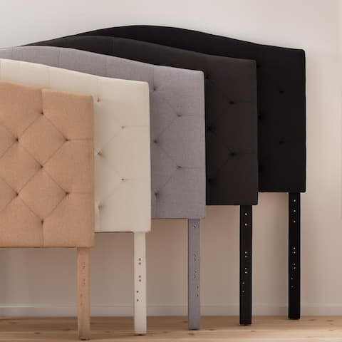 Brookside Liza Upholstered Curved and Scoop-Edge Headboards