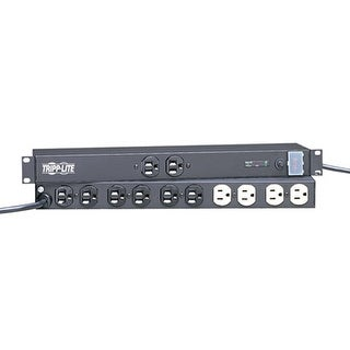 Tripp Lite - Ibar12-20T - 15Ft 12 Outlet 20 Amp Surge