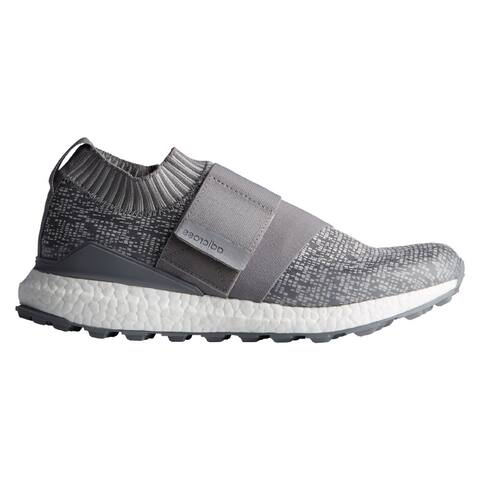 Men's Adidas Crossknit 2.0 Grey /White Golf Shoes F33600