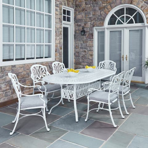 Capri 7 Piece Outdoor Dining Set by homestyles