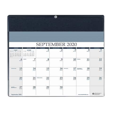 "Monthly Academic Reminder Wall Calendar, 16 Months September-December, 11-1/2"" x 9-3/4"" - One Size"