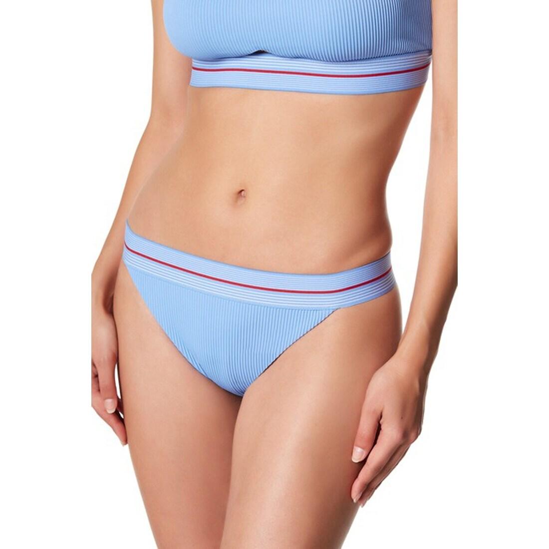 Dolce Vita Womens The Tides Tie Dye Hipster Bikini Bottom