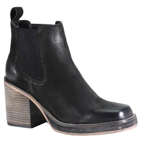 """Diba True Ser Eeta Platform Womens Boots Ankle High Heel 3"""" & Up -"""