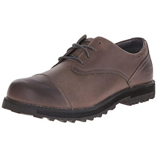 Keen Mens The 59 Oxford Leather Cap Toe Casual Shoes - 7.5 medium (d)