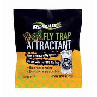 Rescue PFTA-DB12 Pop Fly Trap Attractant