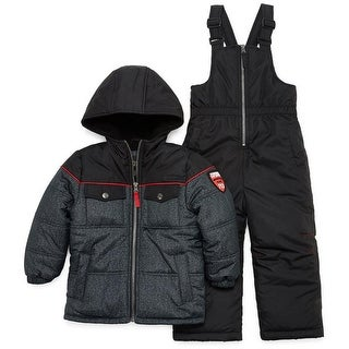 iXtreme Boys 12-24 Months Piping 2-Piece Snowsuit