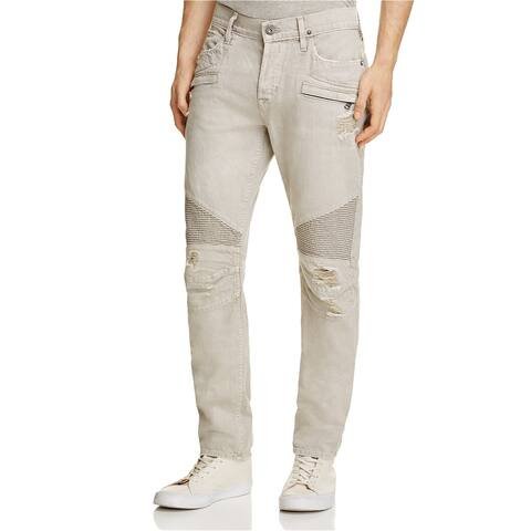 Hudson Mens Blinder Biker Skinny Fit Jeans - 30W x 35L