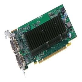 Matrox Video Card M9120-E512F PCI Express x16 512MB DDR2 DualHead RoHS and WEEE