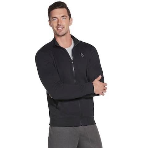 Skechers Hoodless Gowalk Full Zip Sweatshirt Mens