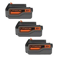 Battery for Black and Decker LB2X4020OPE (3-Pack) Battery for Black & Decker LB2X4020-OPE