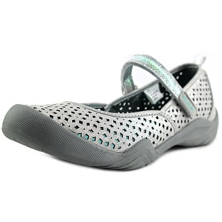 M.A.P Havasu Round Toe Synthetic Flats