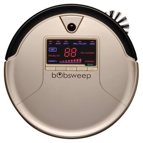 bObsweep PetHair Robotic Vacuum Cleaner and Mop
