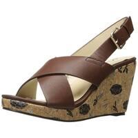 Annie Shoes Women's Hypo Drive Espadrille Wedge Sandal