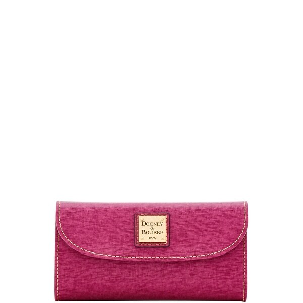 Dooney & Bourke Saffiano Continental Clutch (Introduced by Dooney & Bourke at $128 in Feb 2018)