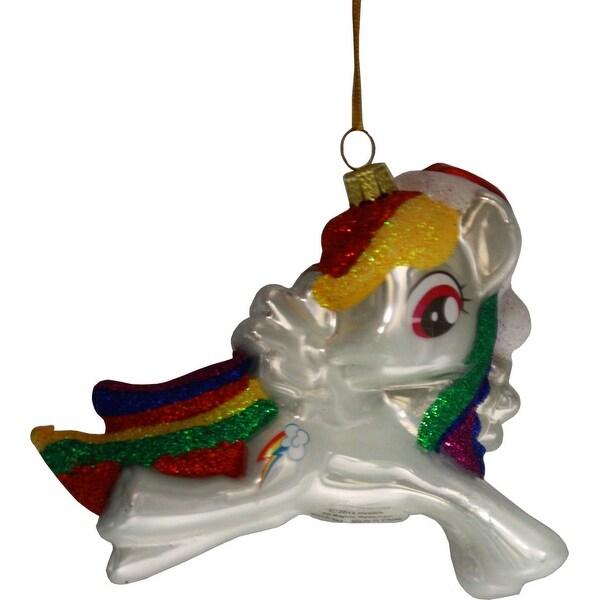 "My Little Pony Rainbow Dash 4.5 Ornament"""