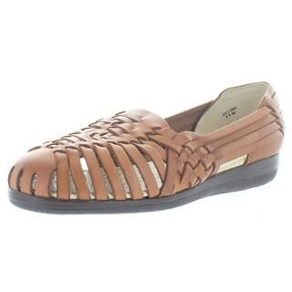 Softspots Womens Trinidad Huarache Sandals Leather Woven