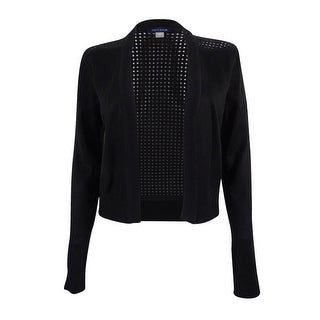Tommy Hilfiger Women's Perforated Back Shrug Cardigan (3 options available)