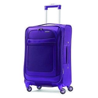 American Tourister Ilite Max Softside Spinner 29 - Purple