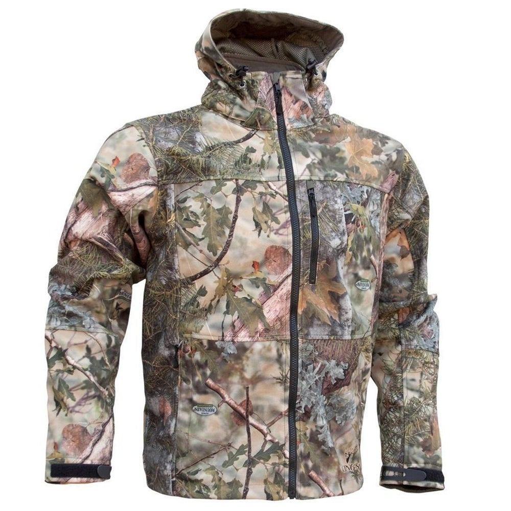 Kings Camo Hunter Series Safari Long Sleeve Shirt