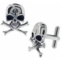 Skull-Crossbones Cufflinks