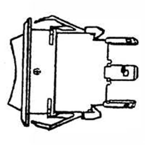 shop m-146c 3way bilge pump switch