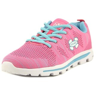 Odema Breathable Round Toe Synthetic Sneakers