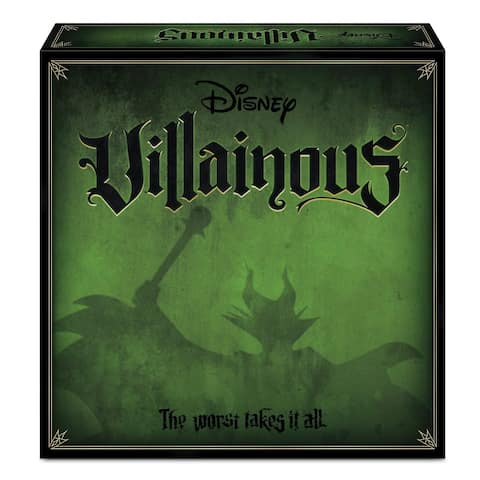 Disney Villainous Board Game - Multi