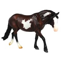 Breyer 1:12 Classics Model Horse: Bay Pinto Pony - multi