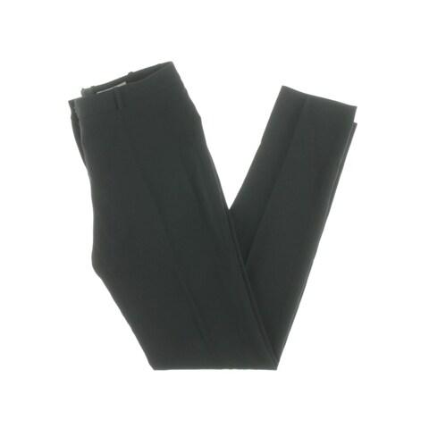 BOSS Hugo Boss Womens Tilunana Casual Pants Textured Pleated